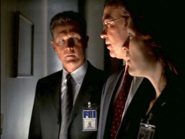 xfiles william skinner doggett monica