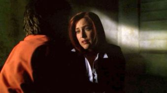 xfiles truth scully confide in me