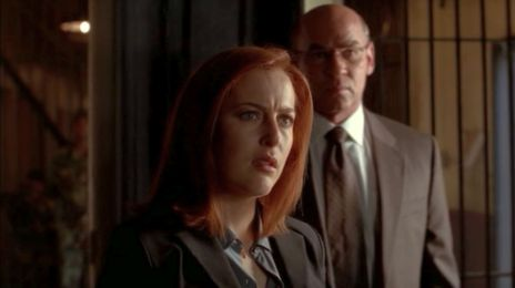 xfiles truth scully sees mulder