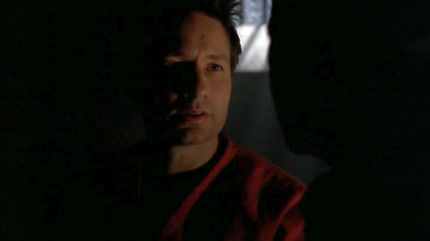xfiles truth mulder we're getting you out of here