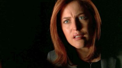 xfiles truth scully you and me
