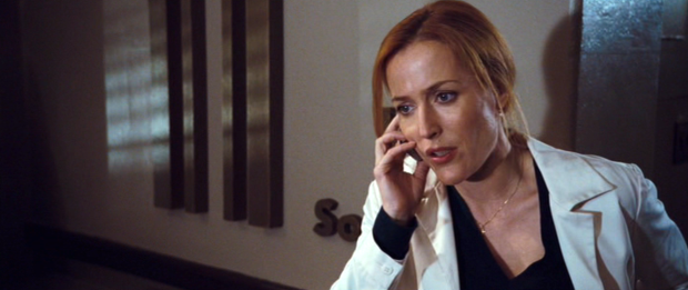 Also I'm not calling her by her name because it makes me miss Monica Reyes too much, Mulder, you understand