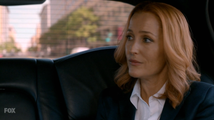 xfiles my struggle scully kelly cahill