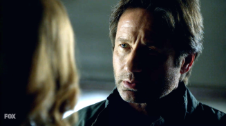 xfiles my struggle mulder not only one