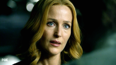 xfiles my struggle scully no choice