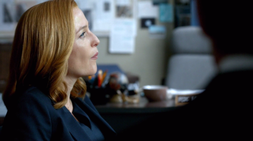xfiles founders scully what are you hiding